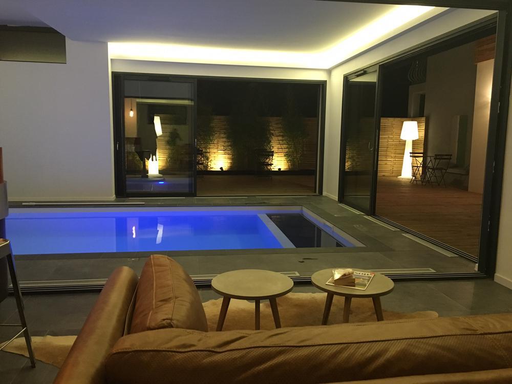 chambre d'hôtes clermont-ferrand : villa pradelle